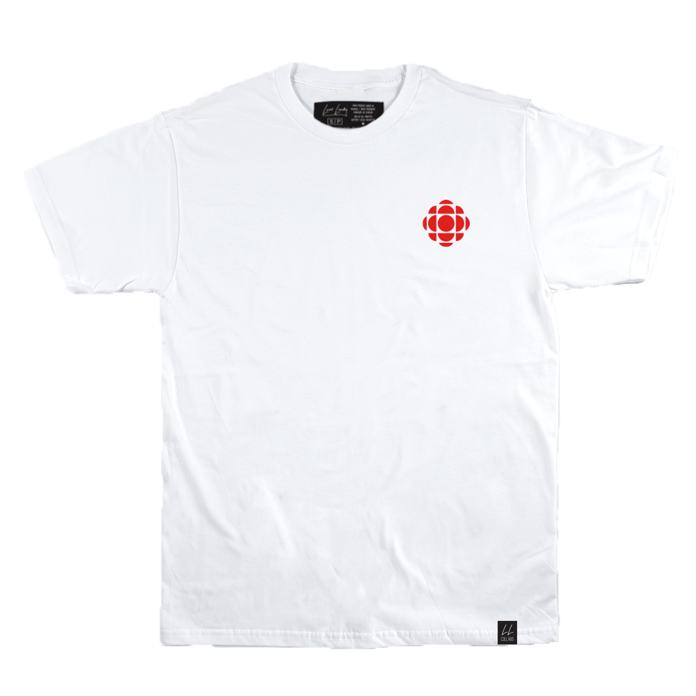 Bamboo CBC T-Shirt - White 🇨🇦 - Local Laundry