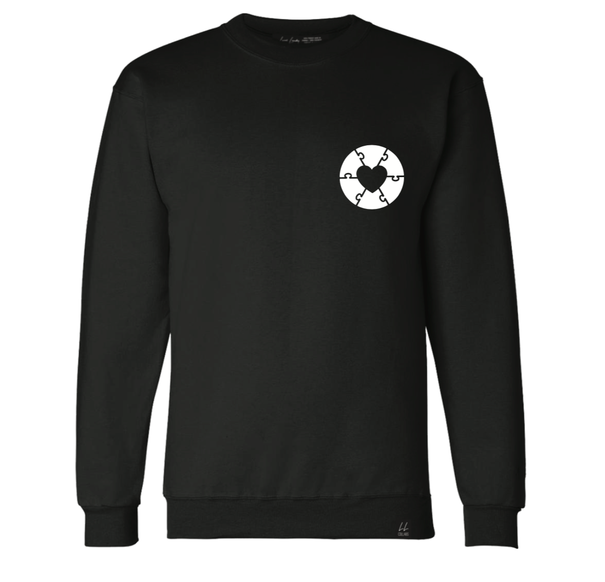 PRESALE - Ryder's Crew - Autism Awareness Sweater - Unisex - Black