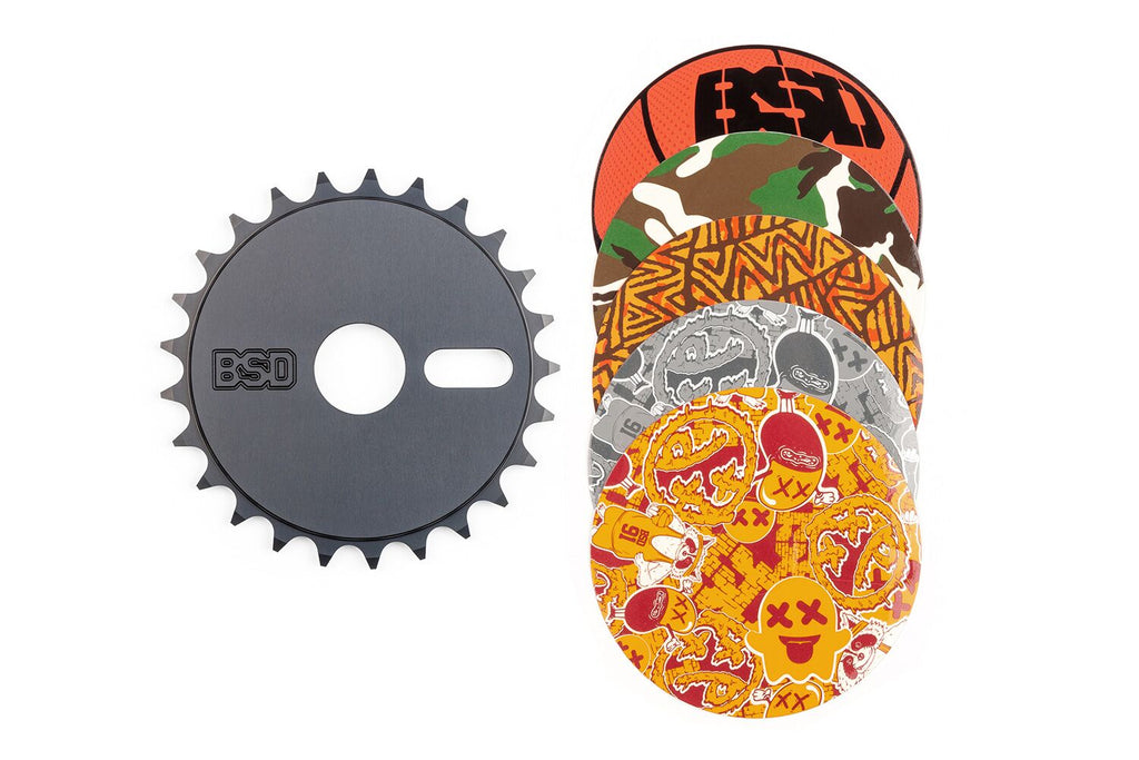 STICKER BOMB SPROCKET