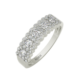 Albion sterling silver wedding band - Azarai Wedding Rings |  Abuja | Lagos | Nigeria