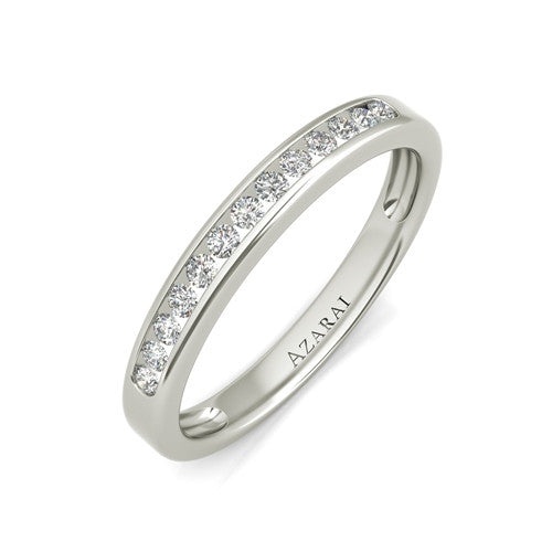 Heirloom sterling silver wedding band - Azarai |  Abuja | Lagos | Nigeria