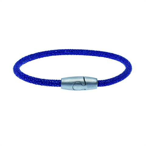 Zidan stingray with bullet clasp men's bracelet