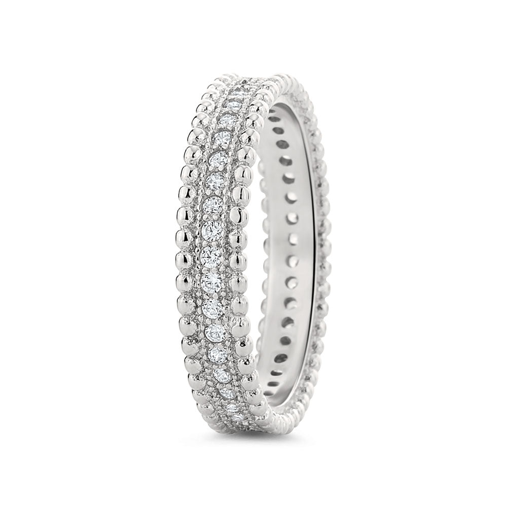Kora sterling silver wedding band - Azarai |  Abuja | Lagos | Nigeria