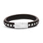 Domo leather bracelet for men - Azarai |  Abuja | Lagos | Nigeria