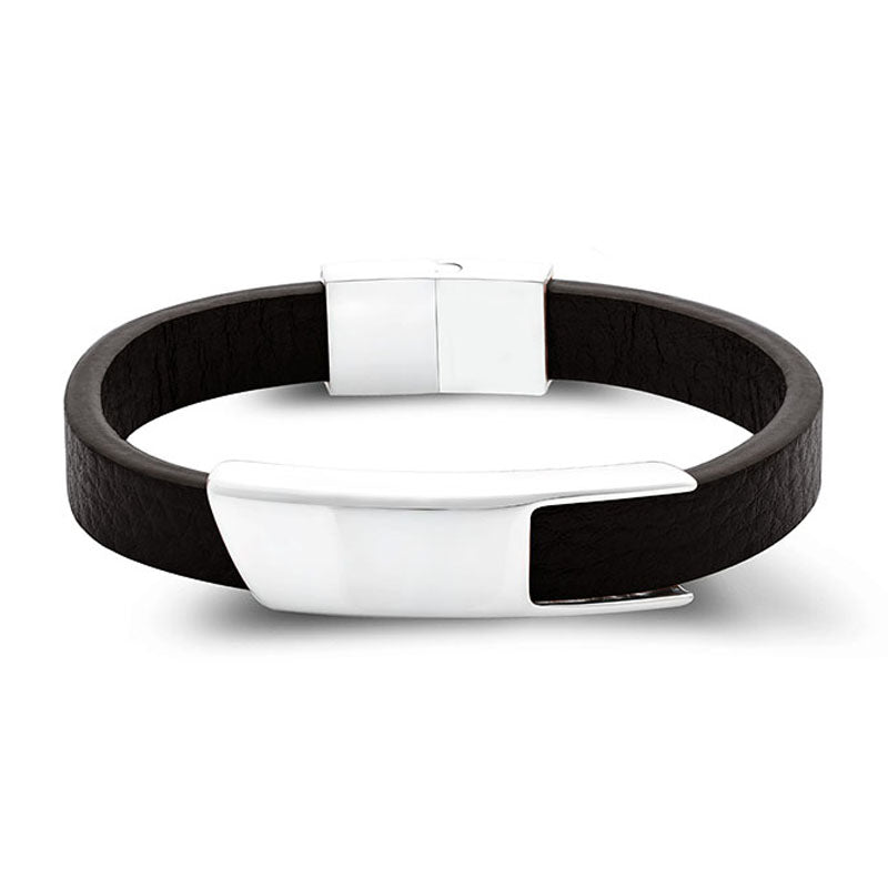 Joda leather bracelet for men - Azarai |  Abuja | Lagos | Nigeria