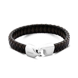 Lynk leather bracelet for men - Azarai Wedding Rings |  Abuja | Lagos | Nigeria