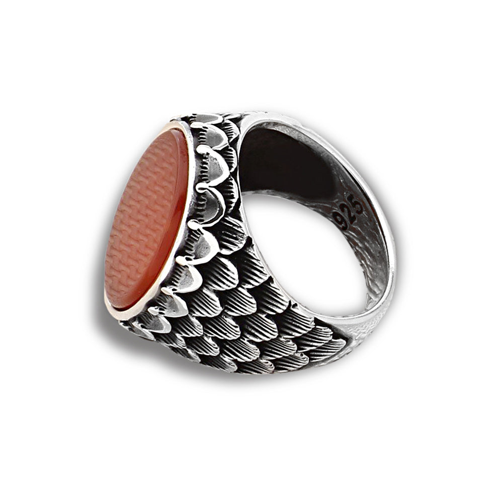 Maximus sterling silver men's signet ring - Azarai Wedding Rings |  Abuja | Lagos | Nigeria
