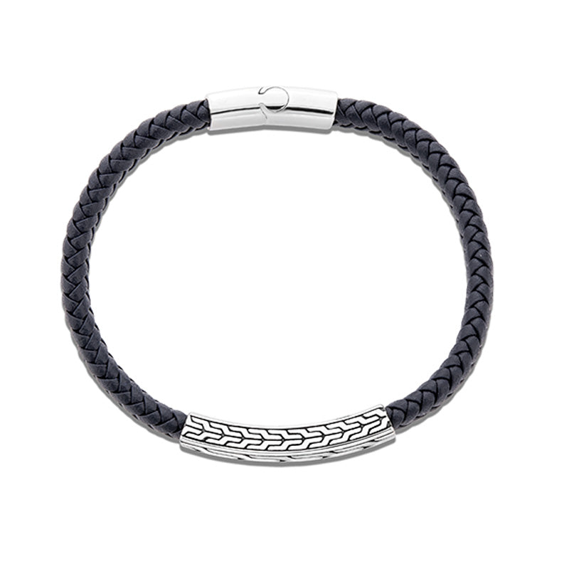 Reju leather bracelet for men - Azarai |  Abuja | Lagos | Nigeria