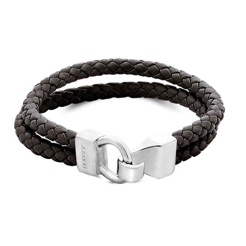 Taiku leather bracelet for men - Azarai |  Abuja | Lagos | Nigeria