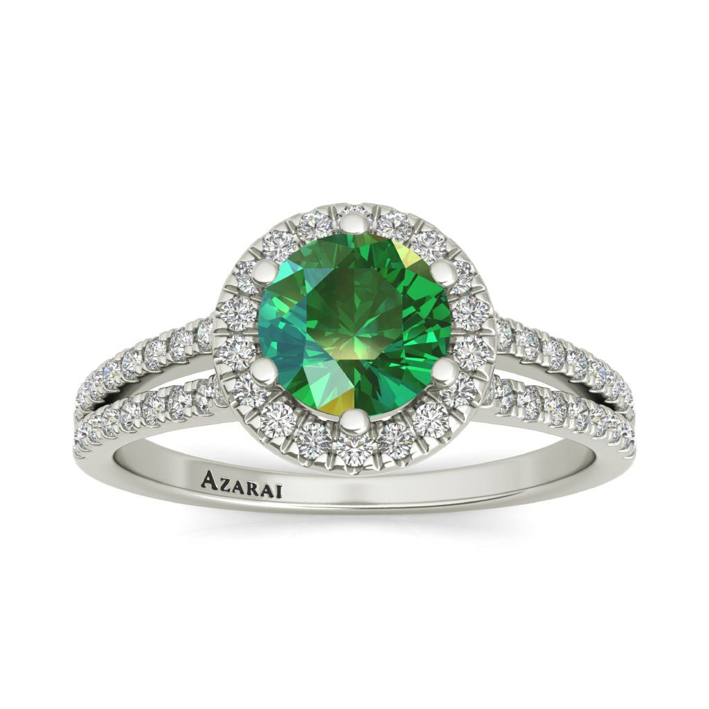 Chelsea sterling silver engagement ring ON CLEARANCE - Azarai Wedding Rings |  Abuja | Lagos | Nigeria