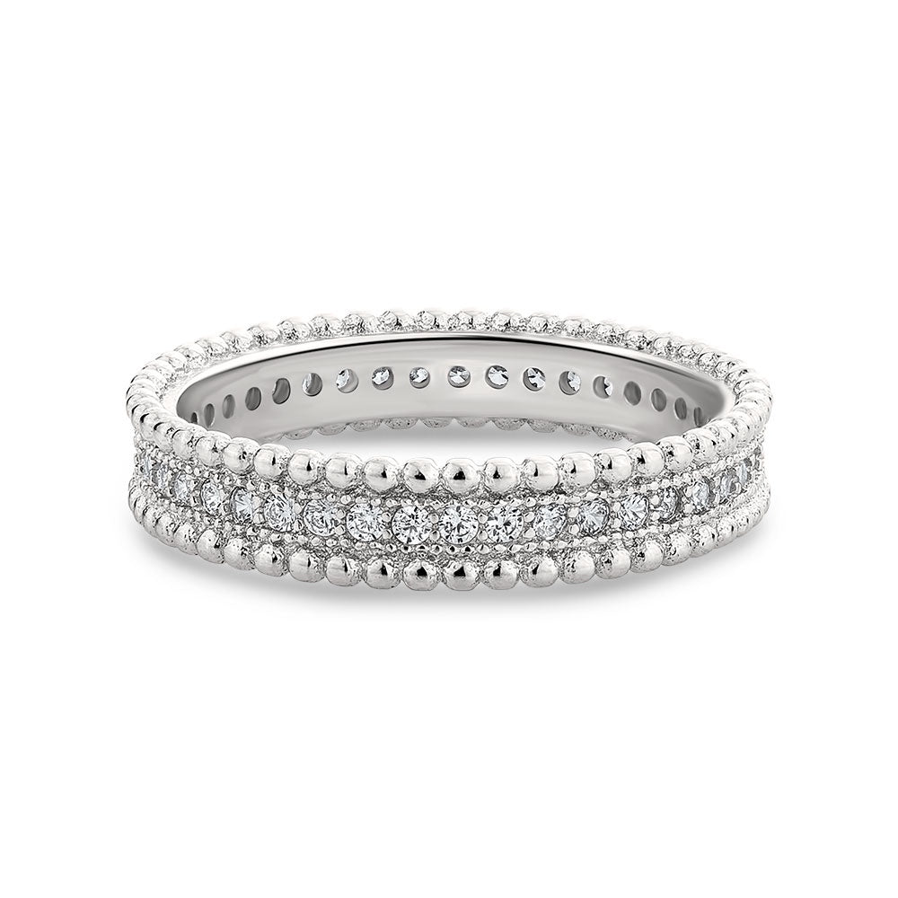 Kora sterling silver wedding band - Azarai Wedding Rings |  Abuja | Lagos | Nigeria
