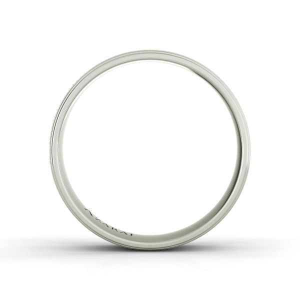 Linwood sterling silver wedding band - Azarai |  Abuja | Lagos | Nigeria
