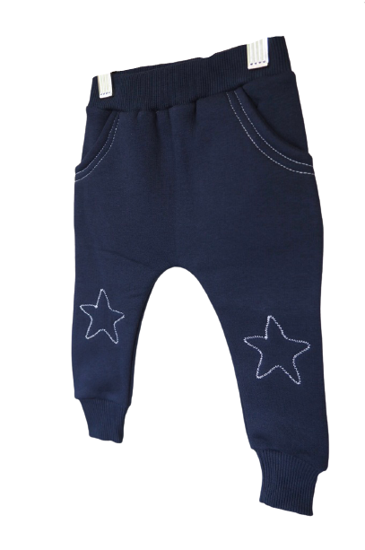 Qtie star harem pants