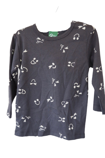 Qtie shirt all over print