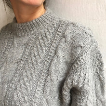 Afbeelding in Gallery-weergave laden, Alpaca sweater grey