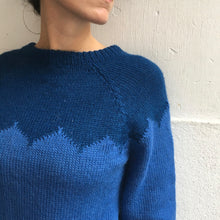 Afbeelding in Gallery-weergave laden, Alpaca sweater twin peaks