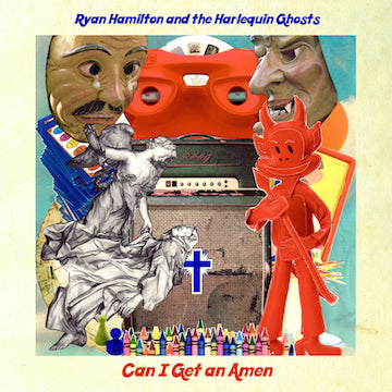"Can I Get an Amen 7"" RED VINYL (signed)"