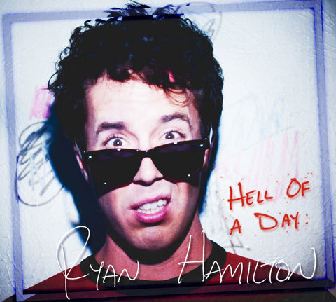 Hell of a Day CD (Signed)