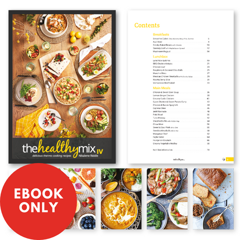 The Healthy Mix IV e-Book