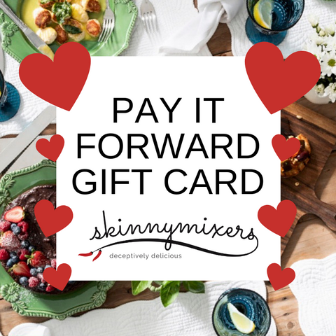 Pay-It-Forward Gift Card