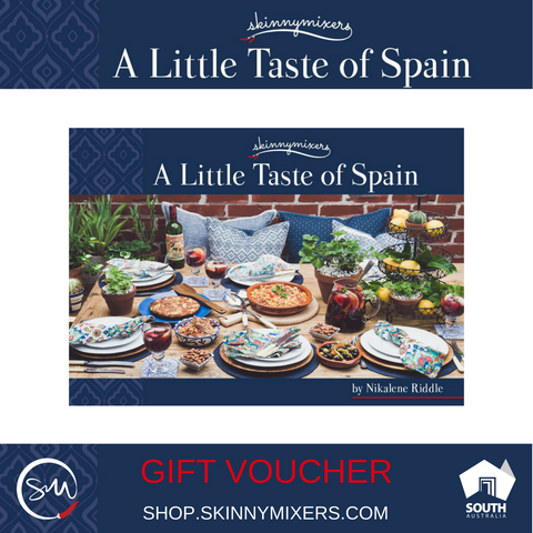 'A Little Taste of Spain' Gift Voucher - Pay It Forward