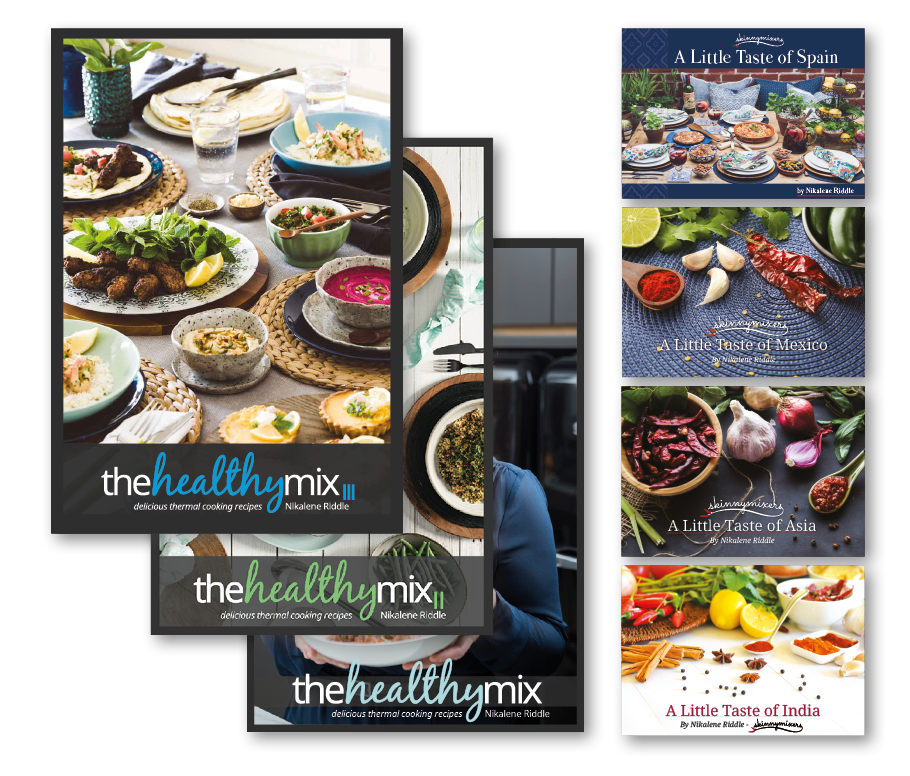 Mega Bundle - All 7 Cookbooks