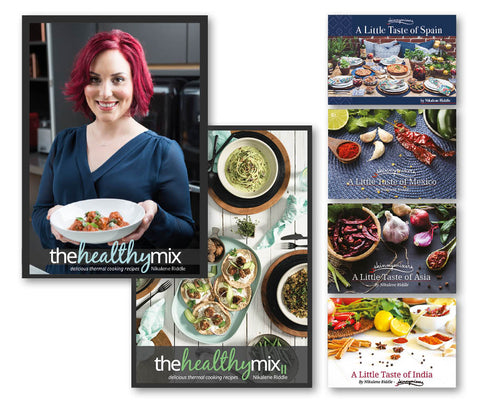 Mega Bundle - All 6 Cookbooks