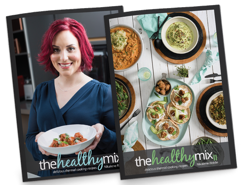 'The Healthy Mix I & II' Cookbook Collection