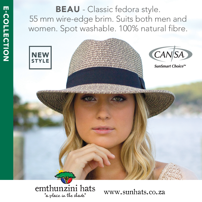 Featured Top Hats: Beau and Celeste