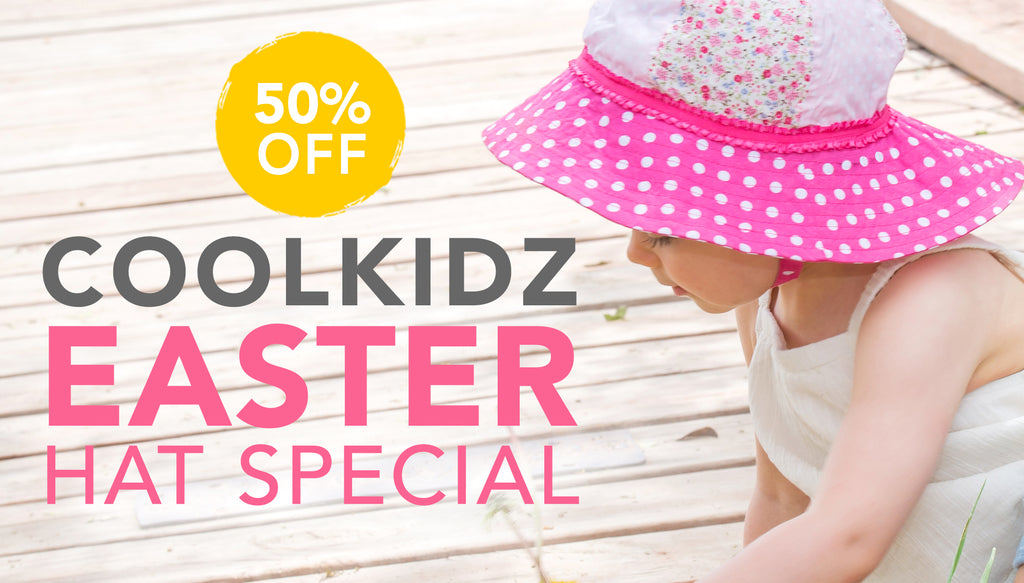 EMTHUNZINI KIDS: Save 50% on Children's Sun Hats
