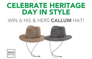 Win Hats in 2017 Heritage Day Competition