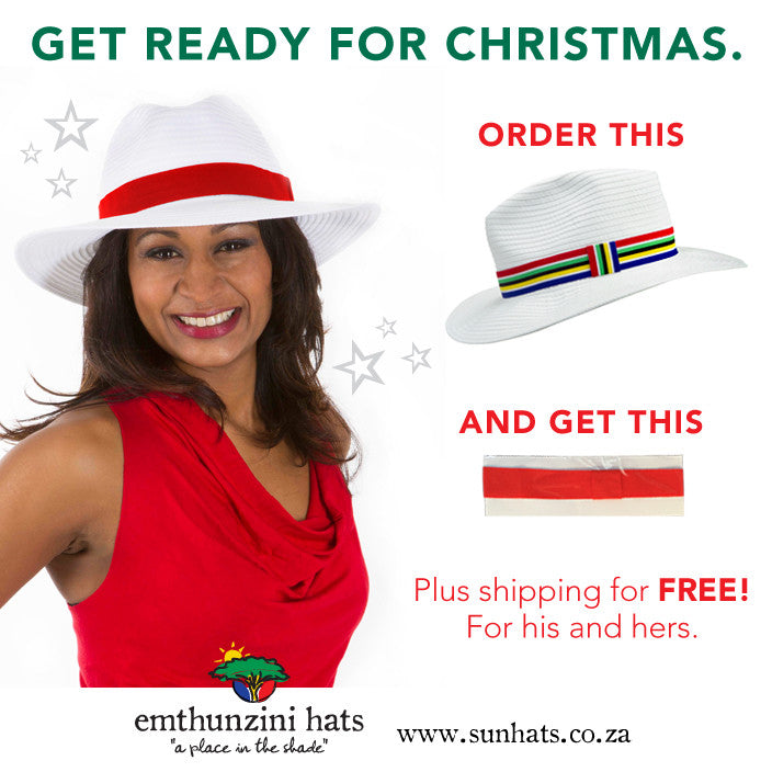 Safari Hat Red Band Promotion