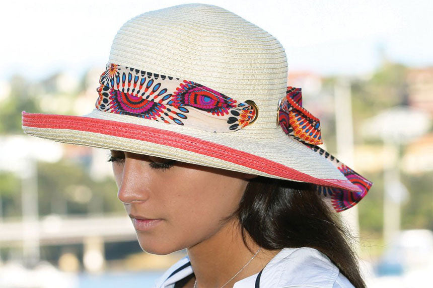 Hepburn: Safari Sun Hat
