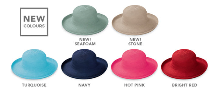 Petite Breton: Two New Sunhat Colours