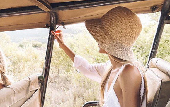 Best Summer Sun Hats on Instagram