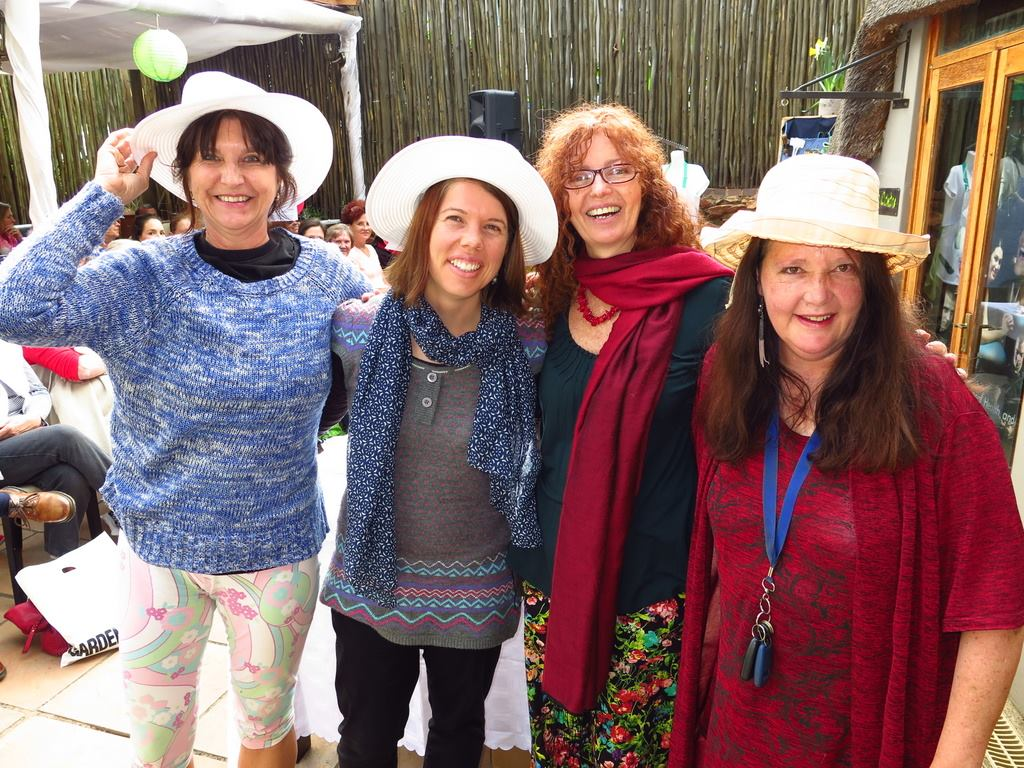Jane Griffiths Hat Winners