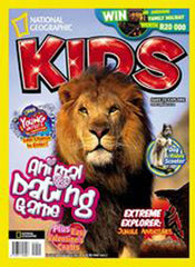 National Geographic Kids---December 2013