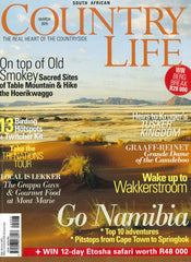 Country Life---March 2015