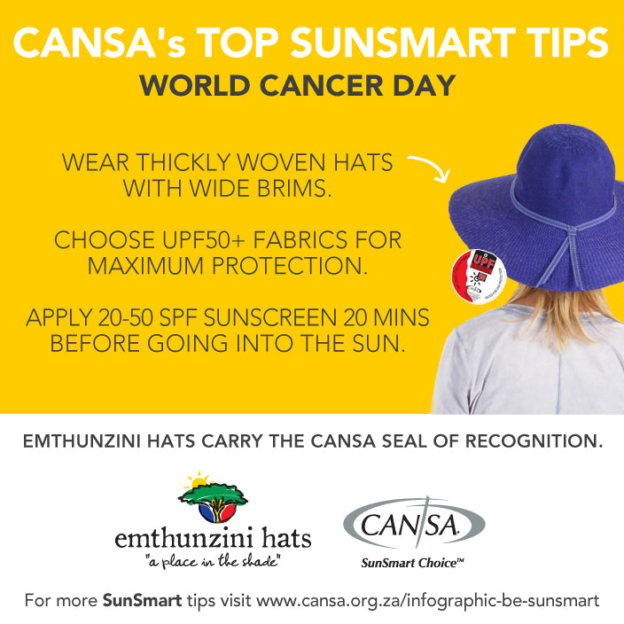 Cansa's Top Sunsmart Tips