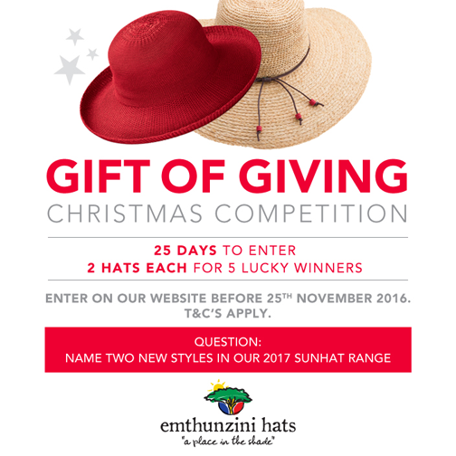 Gift of Giving Christmas Competition