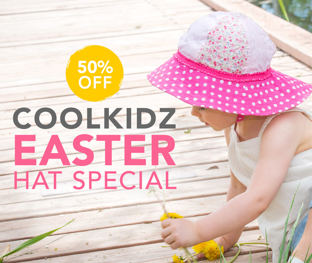 Coolkidz Easter Promotion