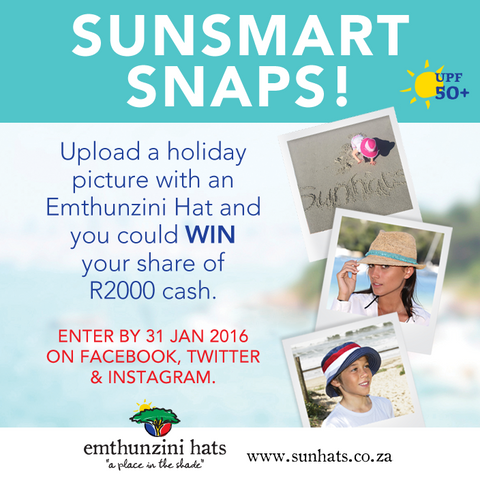 Emthunzini Sunhats Sunsmart Competition