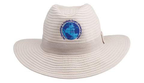 Branded Safari hat