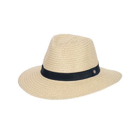 Braided Fedora Natural Emthunzini Sun Hat