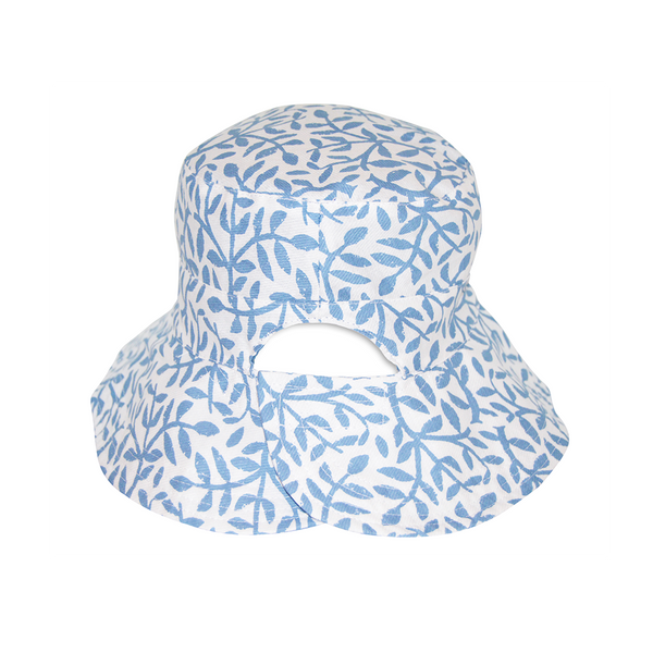 Jenn Ponytail Beach Hat Kids - Emthunzini Hats