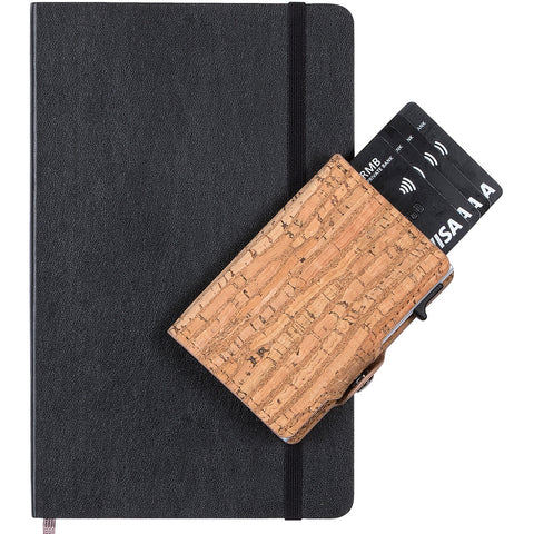 EaziCard RFID Card Holder Cork Wallet
