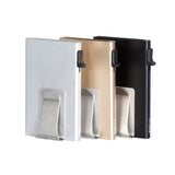 EaziCard Slim Card Holder with Money Clip