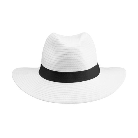 White/Black Safari Emthunzini Hat