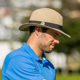Evoke Phoenix Pana-Mate Men's Golf Sun Hat