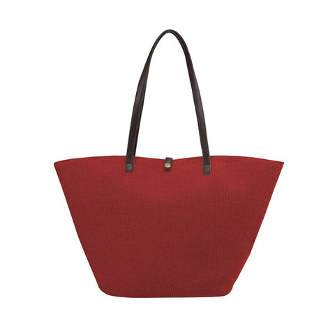 Bright Red Gilly Bag Emthunzini Hat